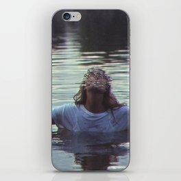 Water graves 3 iPhone Skin