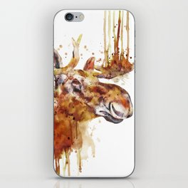 Moose Head iPhone Skin