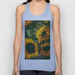 Sunflowers Unisex Tank Top