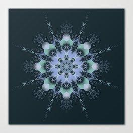 """Dream"" mandala Canvas Print"