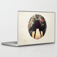 stargate Laptop & iPad Skins featuring STARGATE by Nika