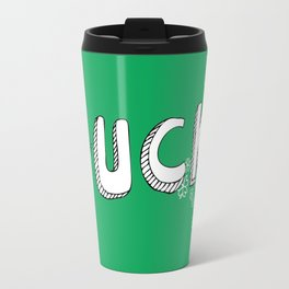 luck. Travel Mug