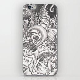 Octopus Prime iPhone Skin