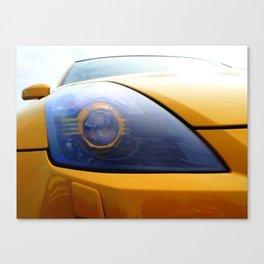 The Eye Of A Transformer Canvas Print