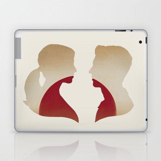 Love & the Setting Sun Laptop & iPad Skin