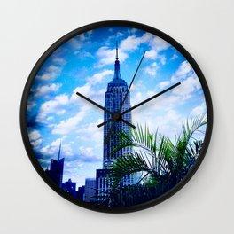 Empire 1 Wall Clock