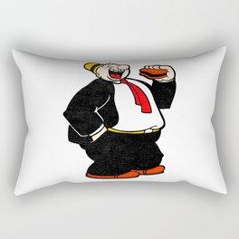 Pilon - Burgers Rectangular Pillow