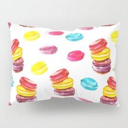Sweet macaroons Pillow Sham