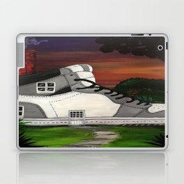 Shoe Value Laptop & iPad Skin