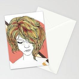 Sound of Silence Stationery Cards