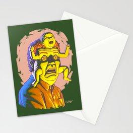 Babyface (Obviously) Stationery Cards