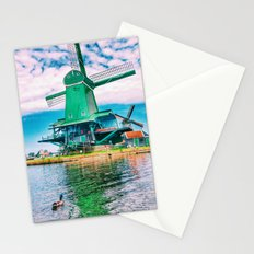 old and beautiful  Stationery Cards