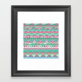 Summer doodle #2 Framed Art Print