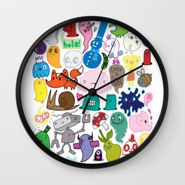 A Very Long Engagement  Wall Clock