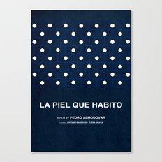 La Piel que Habito - MINIMALIST POSTER Canvas Print