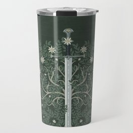 Flame of the West Travel Mug