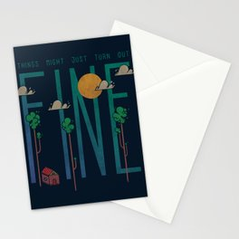 Beathe Stationery Cards