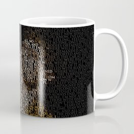 Ian Curtis : Unknown Pleasures Coffee Mug