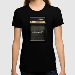 Gray amp amplifier T-shirt