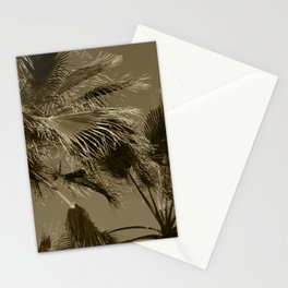 Palm Trees Lanzarote Tint Stationery Cards