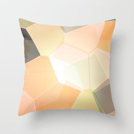 Heavenly Patterns Throw Pillow