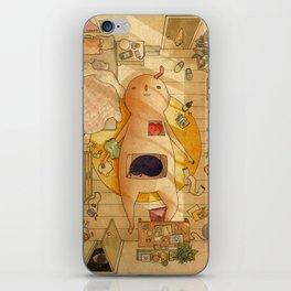 Malaise iPhone Skin