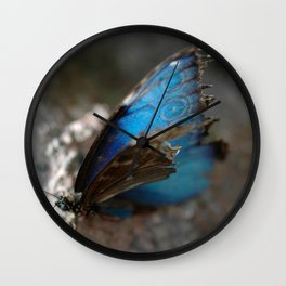 The Beauty Within Wall Clock