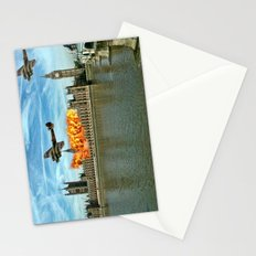 Houses of Parliament London Stationery Cards