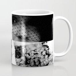 in memoriam in bw Coffee Mug