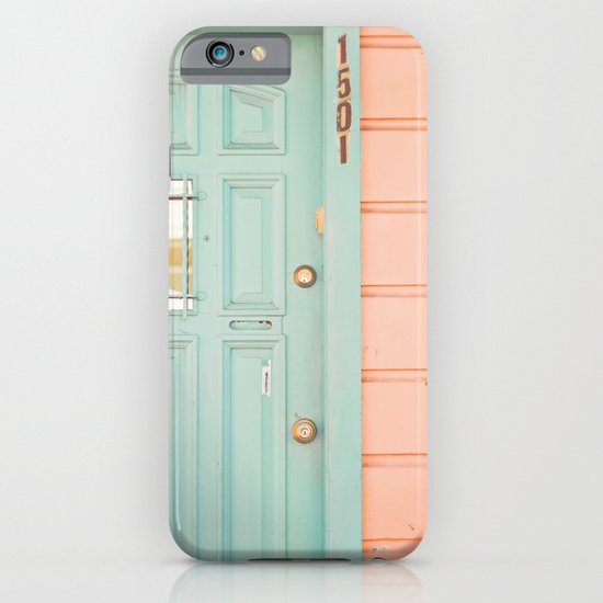 Pastel House iPhone & iPod Case