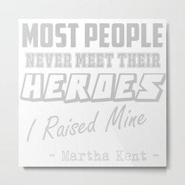Proud Martha Metal Print