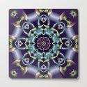 Silky pastel kaleidoscop by walstraasart