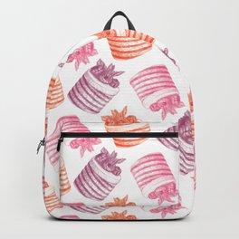 sweet cute cakes Backpack