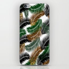 Palm Forest  iPhone Skin