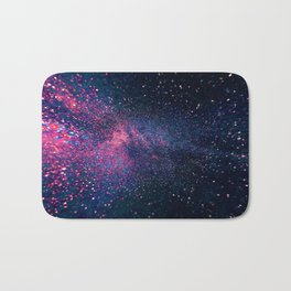 Sparkles Galaxy (Color Boost) Bath Mat