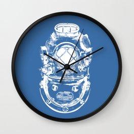 Scuba diver Wall Clock