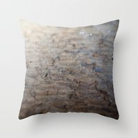 scales Throw Pillows featuring Scales by Moiz Merchant