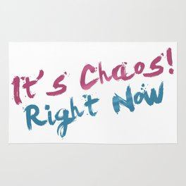 it's Chaos! Rug