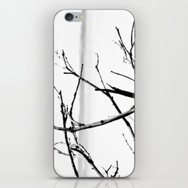 Lonely Branches iPhone Skin