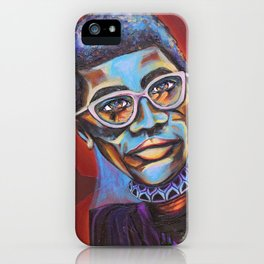Maxwell Roach iPhone Case