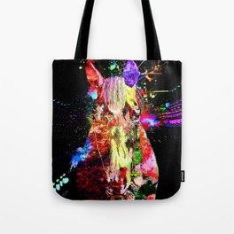 Horse Grunge Tote Bag