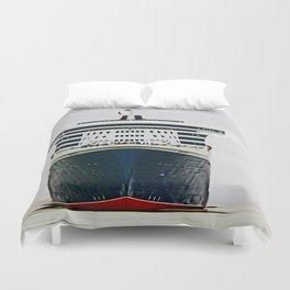 Queen Mary 2 Duvet Cover