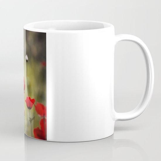 Wild Anemones Mug