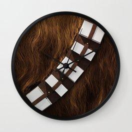 Chewie Wookie Utility Belt - Gold Edition Wall Clock