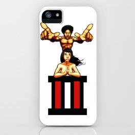 ATown Legends iPhone Case