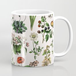 vintage botanical print Coffee Mug