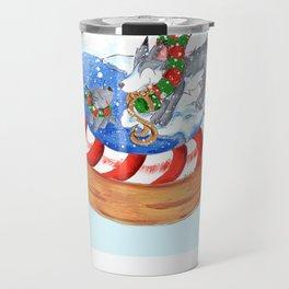 Polar Surprise Travel Mug