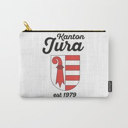 Canton of Jura Carry-All Pouch