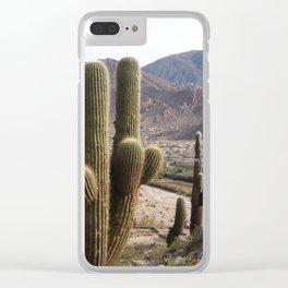 Salta, Argentina Clear iPhone Case