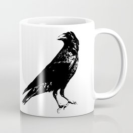 Lone Raven Coffee Mug